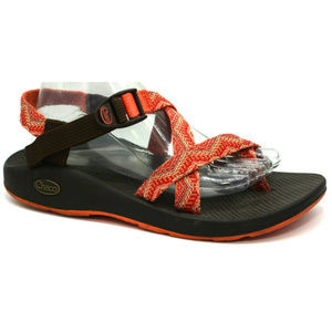 Chaco Womens Z2 Yampa Beaded Pink Sandals Size 10W